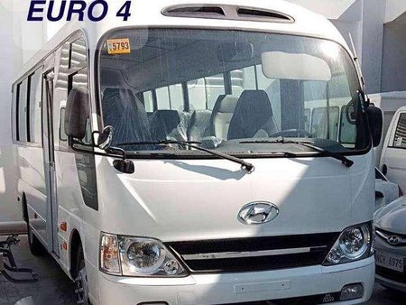 Hyundai County Bus Limited Units Available 2018