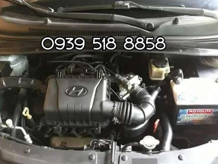 FOR SALE 2011 Hyundai i10 (top of the line) 285k slightly negotiable