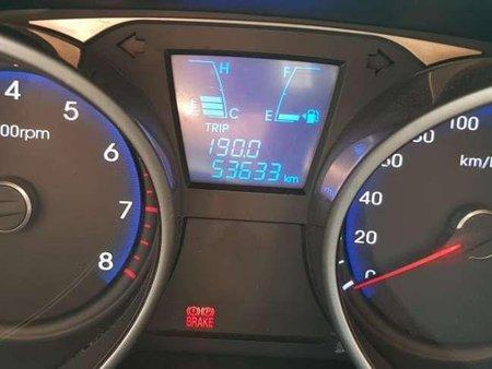 Hyundai Tucson 2011 model Manual