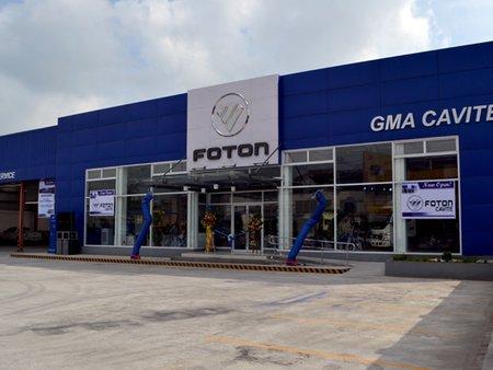 FOTON, GMA Cavite