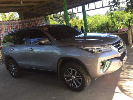 Toyota Fortuner 2018 for sale 535632