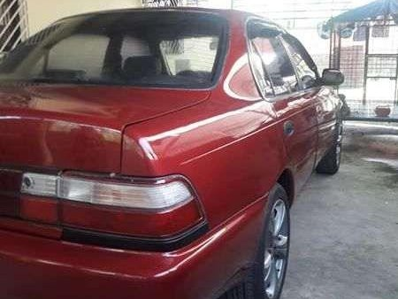 For sale or swap add cash kayo Toyota Corolla gli manual 1992