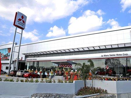 Mitsubishi Motors, Angeles City