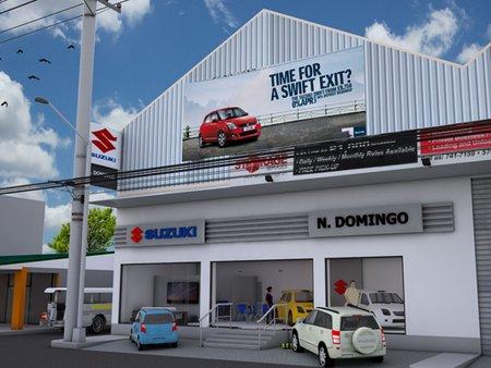 Suzuki Auto, San Juan