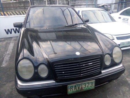 1997 Mercedes-Benz E420 for sale