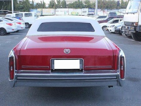 Cadillac DeVille 1988 for sale