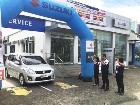 Suzuki Auto, Bacolod