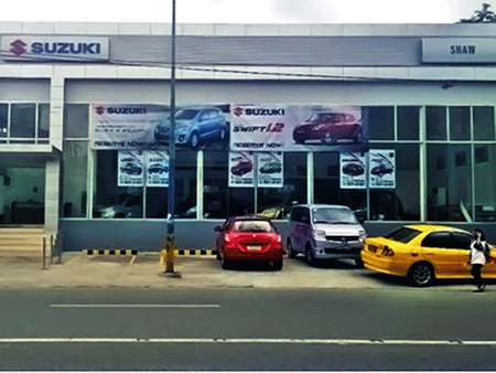 Suzuki Auto, Shaw