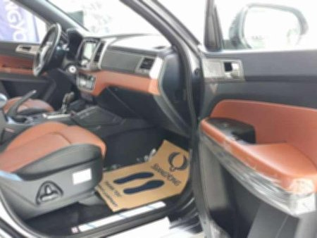Like New Ssangyong Musso for sale