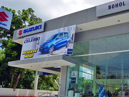 Suzuki Auto, Bohol