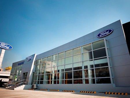 Ford, Makati
