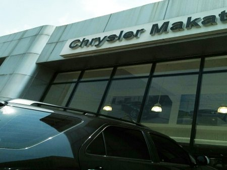 Chrysler, Makati