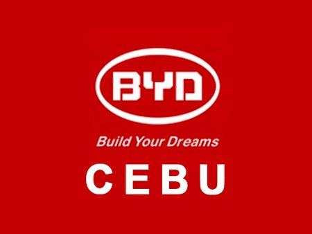 BYD, Cebu