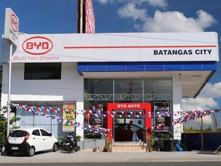 BYD, Batangas
