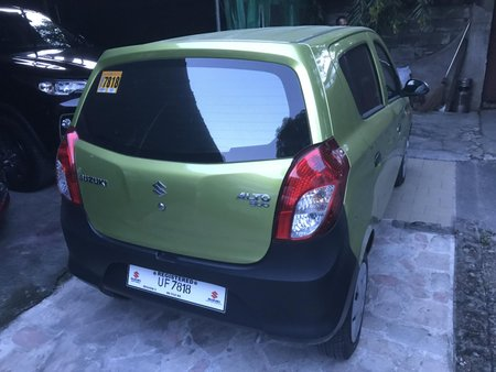 2018 acquired Suzuki Alto 2,000 kms only