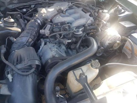 manual transmission 2000 ford mustang v6