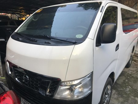 2017 NISSAN URVAN NV350 manual diesel lowest price