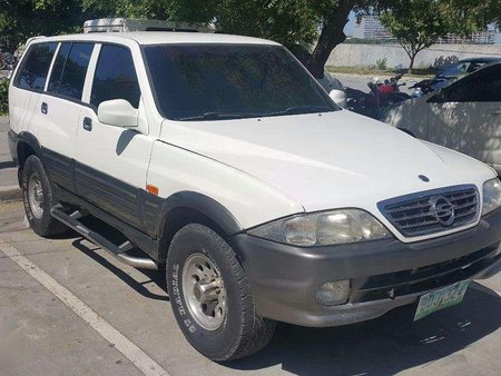 Ssangyong Musso 2002 for sale