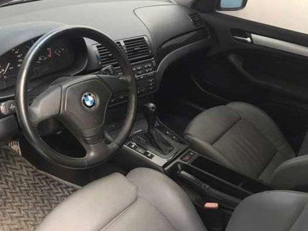 2000 series BMW 323i swap mirage