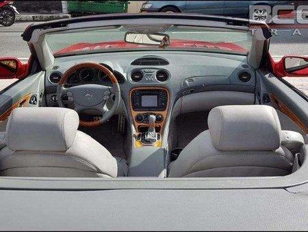 2003 Mercedes Benz SL500 hardtop Convertible