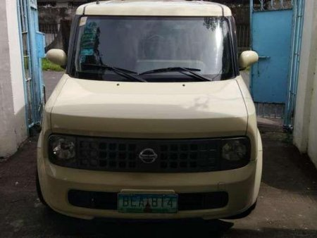 Nissan Cube 2003 Matic Imported