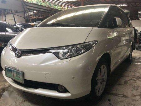 2009 Toyota Previa 24 Q Automatic Pearl White Negotiable Price
