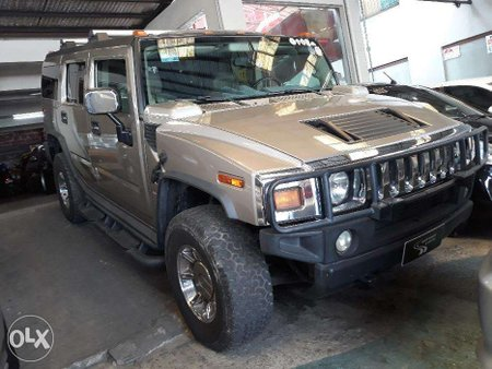 Hummer H2 2003 Year FOR SALE