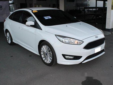 Ford Focus Titanium 2016 For Sale