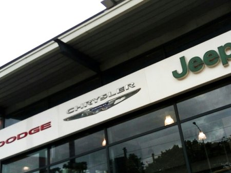 Jeep Greenhills