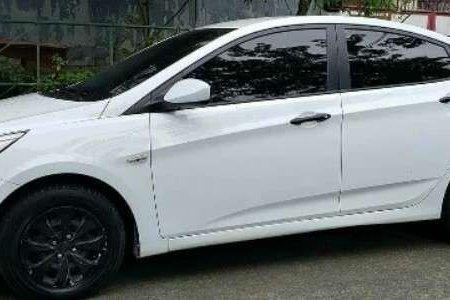 Hyundai Accent active Grab P. A. Assume Balance