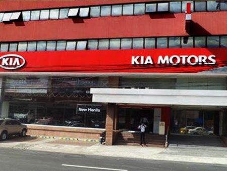 Kia, New Manila
