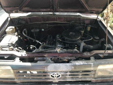 1995 Toyota Tamaraw FX Gasoline FOR SALE