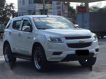 2016 Chevy Trailblazer >> 2016 Chevrolet Trailblazer For Sale 550727