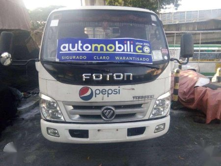 2014 Foton Tornado MT Diesel - SM City Bicutan