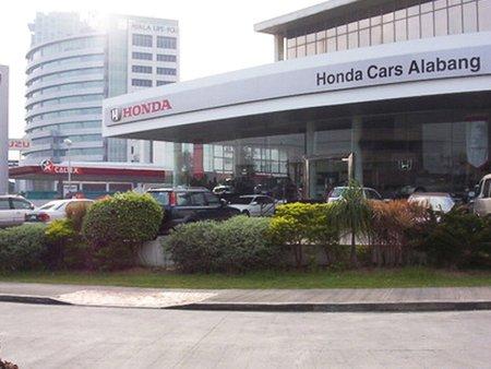 Honda Cars, Alabang