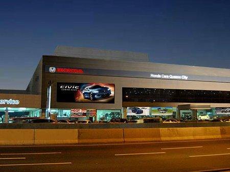 Honda Cars, Quezon City