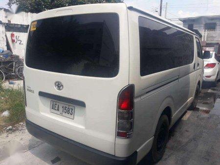 d7b0de35ec 2015 Toyota Hiace commuter not urvan FOR SALE 553260