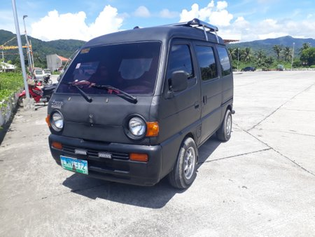 RUSH SALE MATTE BLACK 99k Suzuki Multicab 2008