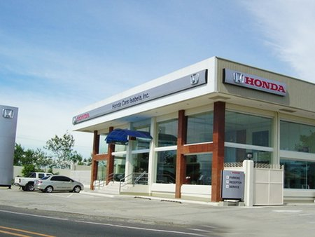 Honda Cars, Isabela