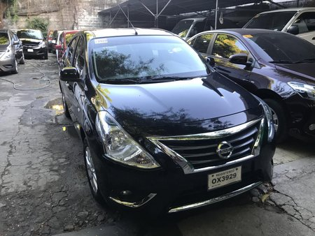 2017 Nissan Almera 1.5V top of the line model