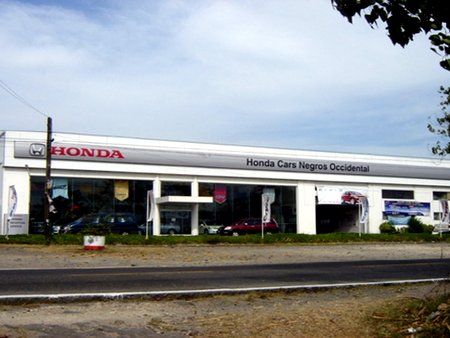 Honda Cars, Negros Occidental