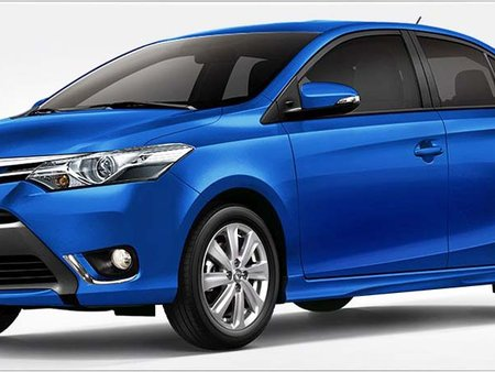 2014 Toyota Vios LF for sale