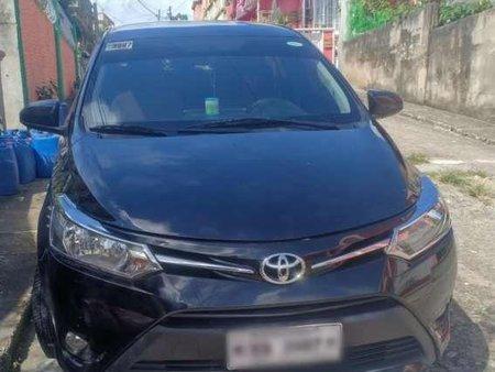 Toyota Vios E - Grab Ready