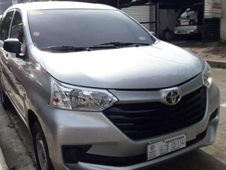 Toyota Avanza J 2018 Silver-Located at Quezon City