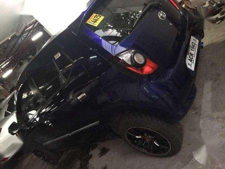 2016 TOYOTA Wigo G manual blue FOR SALE