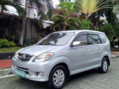 2007Mdl Toyota Avanza 1.5 G Manual FOR SALE