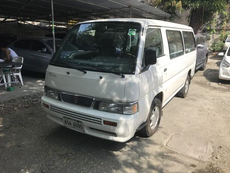 2015 NISSAN URVAN VX 18 seaters diesel manual