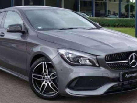 2018 Mercedes Benz CLA180 for sale
