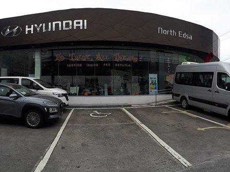 Hyundai, North EDSA