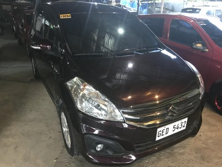 2016 Suzuki Ertiga for sale